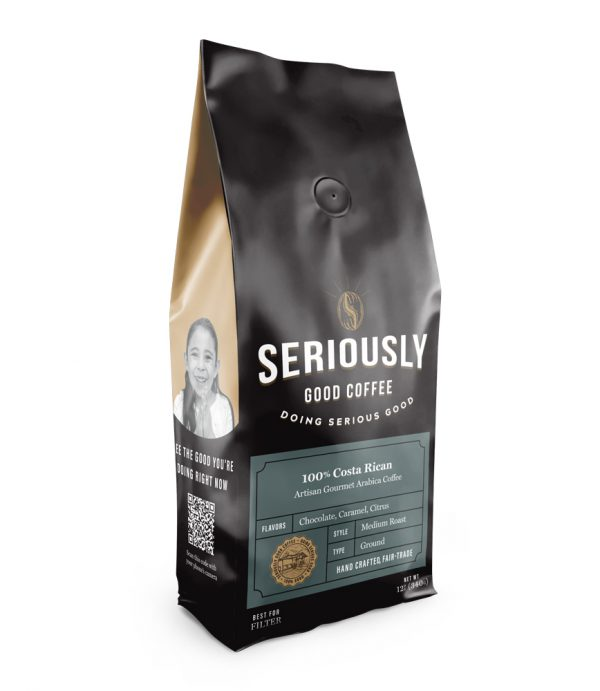 Ground Costa Rican Coffee