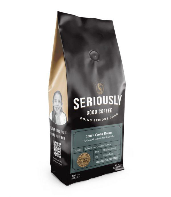 Whole Bean Costa Rican Coffee